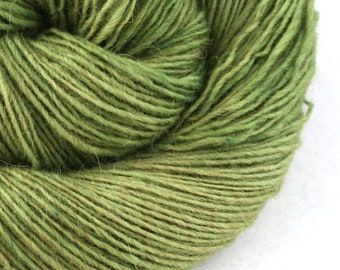 Olana fingering weight cormo alpaca angora blend yarn 300yds/274m 2oz/57g Lichen