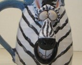 Happy Zebra  Mug ...