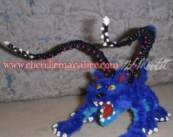 Displacer Beast- Custom Chenille Stem Miniature