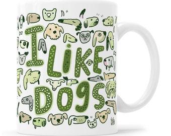 Dog Dad Mug I Love My Dog Dog Mug Dog Dad Dog Dad Gift Gift for Dog Man Dog Guy Present Cute Dog Mug Dog Parent Dog Dude Dog Man Gift Dog