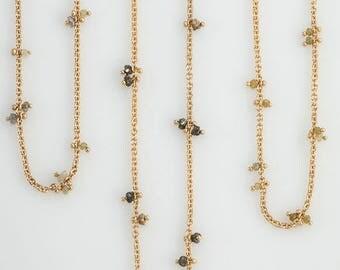 Diamond Split Necklace