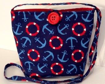 Nautical Crossbody Bag