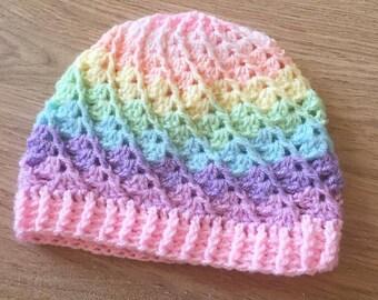 Spiral Hat 6-9 months