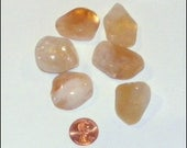 Citrine - Medium Tumbled Polished Gemstone