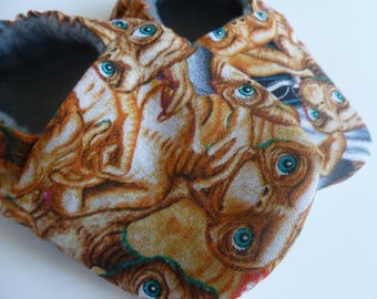 E.T. The Extraterrestrial Soft Shoes, Size 18-24 Months, READY TO SHIP