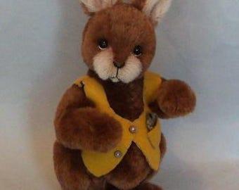"OOAK artist bunny rabbit ""Gentry"" - JRB Creations"