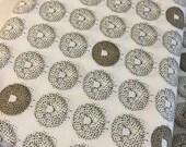 Sheep fabric, Sock Yarn Bag Fabric, Gift for Knitter, Rustic Home Decor fabric, Sock Knitting Bag fabric, Woodland fabric, Choose the cut