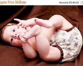 SALE Diaper Covers Pattern Sewing Tutorial by  Whimsy Couture Boys/Girls 0m-2t PDF Instant