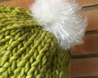 Soft Bulky Merino Wool