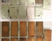 Custom for Dale Antique Architectural Salvage • Lot of Chippy Molding Trim • 1880s Wood Molding