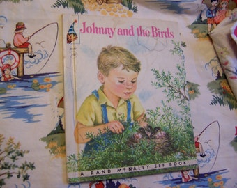 rand mcnally johnny and the birds