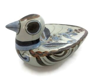 Ken Edwards El Palomar Pottery Duck - Mexican Art Pottery