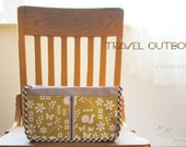 Travel Outbound Bag PDF Sewing Pattern