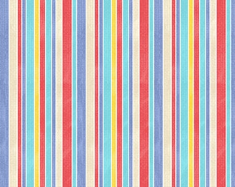 Surf's Up Northcott 21547-42 Cotton Quilting Sewing Crafting Beach Fabric Mulit length cuts