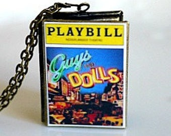 Guys and Dolls Musical, Tony Award Winning Broadway Musical, Sky Masterson, Sister Sarah Brown, Play Set in New York City, Damon Runyon