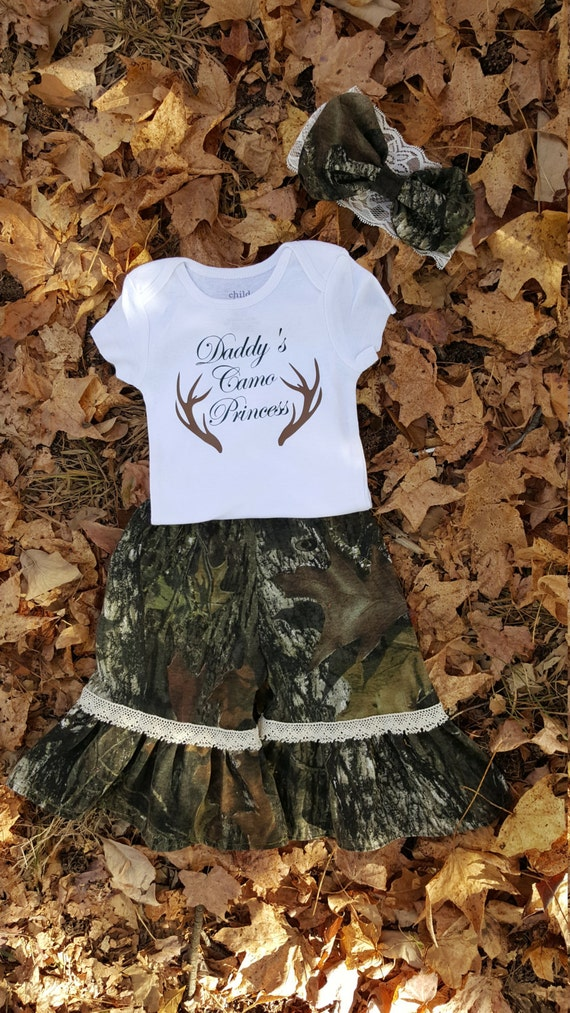 Items similar to Baby Hunting Clothes Daddy s Camo