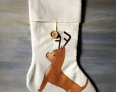 Chihuahua Stocking and door Decoration set