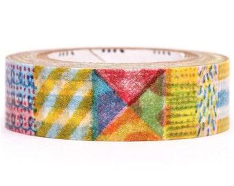 181961 mt Washi Masking Tape deco tape with many patterns