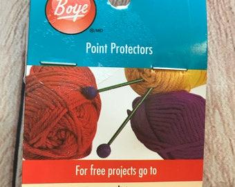 New, Boye Point Protectors