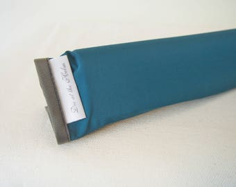 Turquoise Top Tube Bicycle Frame Pad - Recycled Plastic