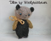 Dillon the Bear by Woollybuttbears