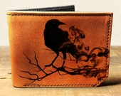 custom bird wallet