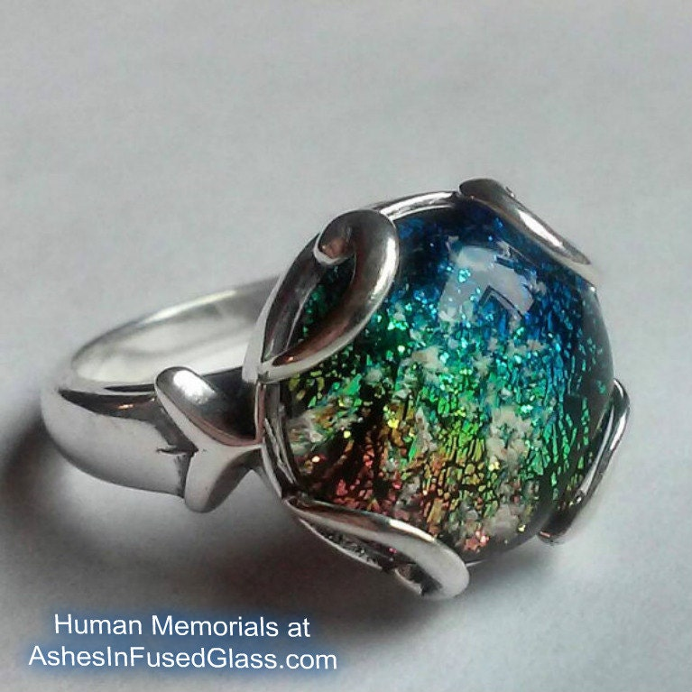 Custom Cremation Rings