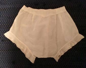Vintage Little Angel Silky diaper cover - baby - infant