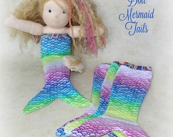 Mermaid Tails for Dolls