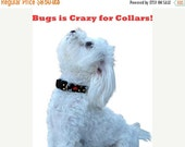 Black Friday Dog Collar Tutorial PLUS Video with Button Bow Tutorial and BONUS--Make it Yourself, Instructional EBook
