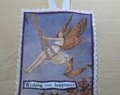 Fairy Card / Paper Plaque
