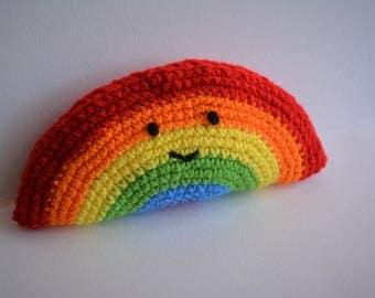 Rainbow Stuffed Toy Plush