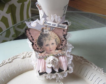 Victorian Mom Decor - Victorian Mom Gift - Victorian Birthday