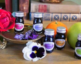 J. Herbin Perfumed Ink Set - Five Bottles 10ml