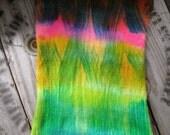 Shine On Crazy Rainbow ~ Handpainted sock blank