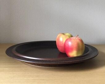 arabia finland ruska large platter