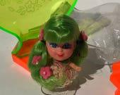 Vintage Toy Liddle Kiddles Apple Blossom 1967 Kiddle Kologne
