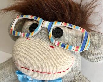 Adam the Sock Monkey
