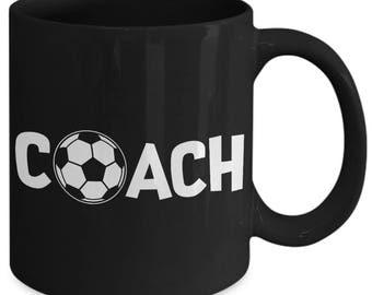 Soccer Coach Football Sport Coffee Mug