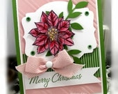Stampin' Up Merry Christmas Card
