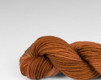 Mini skein, handpainted yarn, Merino and Nylon, Fingering/Sock, Splash, Vixen.