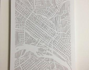 Richmond INK PRINT