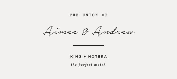 Good Font Combinations For Wedding Invitations: Swell & Grand