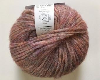 Berroco Briza #9315 Napa - Soft Mohair Nylon Wool Yarn 40gr 219yds