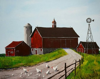 Brett Moorman's Farm