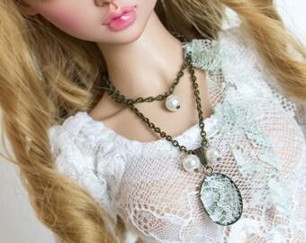 lovely necklace for Super Dollfie SD Volks Luts Soom Fairyland Latidoll Limhwa Supiadoll DIM