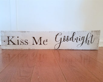 Kiss me Goodnight by DavisDesignMarket