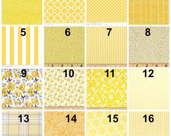 Yellow Neckties Wedding Neckties Mens Neckties Groomsmen Neckties Custom Yellow Neckties