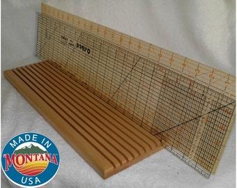 Quilt ruler holder | Etsy : quilt ruler holder - Adamdwight.com
