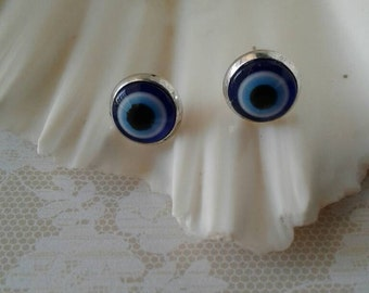 Evil Eye Earrings Stud Earrings